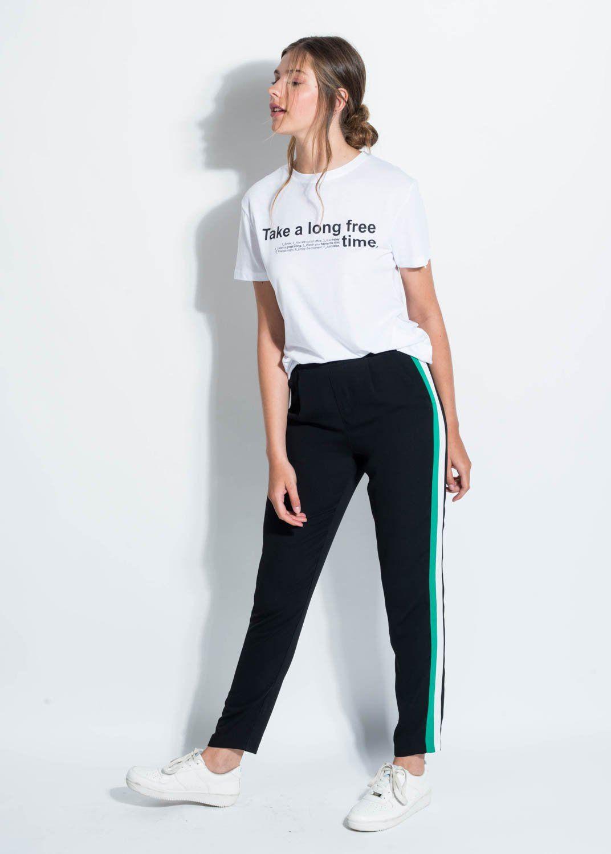 SIDE-BAND PANTS